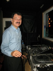 Luis spins the latest tunes for all occasions.